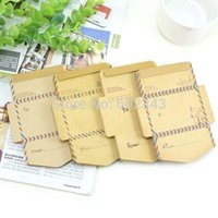 Wholesale Memo Envelop - Free Shipping 2 pcs  lot High quality Envelop Design Memo Pad Note Book NoteBook New