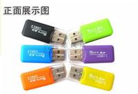 Wholesale Slot Drive - Wholesale 2.0 card reader TF dedicated drive free mini card reader, memory card reader