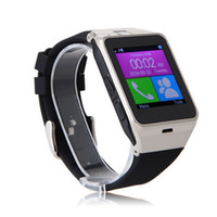 Wholesale Gsm Waterproof - NFC Aplus GV18 Bluetooth Smart Watch with Remote Camera Wristwatch GSM Micro SIM Card Slot Smartwatch for iPhone Android Phone PK DZ09 GV08S