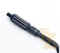 Wholesale Electrical Dryer - Hot New Hair Staightener Brush Comb LCD Display Electrical Hair Curling Iron Styling Tools Shipped By DHL