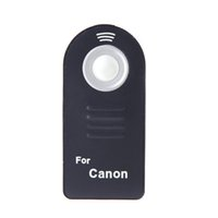 Wholesale Wholesale Rebel Cameras - IR Wireless Infrared Shutter Release Remote Control for Canon 60D 400D 450D 550D 600D Rebel XTi XSi T1i DSLR Camera Wholesale