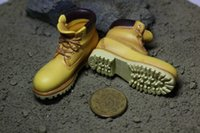 "Wholesale Male Dolls For Girls - Wholesale-1 6 scale Doll shoes.12"" Action figure doll accessories shoes. for male dolls.Not included Clothes and doll"