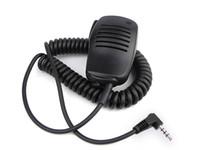 Wholesale Wholesale Yaesu - Wholesale-Handheld PTT Speaker Mic Microphone for YAESU WalkieTalkie Radio VX-3R VX-5R VX-10 VX-17 VX-110 VX-150 VX-130 VX-131 FT-50 FT-60