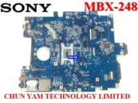 Wholesale Display Laptop Fujitsu - Original laptop motherboard for Sony VAIO VPCEJ MBX-248 HM65 Notebook PC system board DA0HK2MB6E0 100% Tested 90 Days Warranty