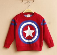 Wholesale Wholesale Jumpers For Babies - Autumn winter wear boys sweater children cartoon clothing baby long sleeve sweater many color for choose 5p l