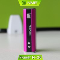 Wholesale Eroll Starter - 2015 New Design vaporizers mechanical mod Pioneer N-20w Simple Kit fit Joyetech Delta II Atomizer Kit VS Joyetech Eroll-C Starter Kit