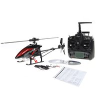 Wholesale Rc Helicopter Devo - Wholesale-Walkera MASTER CP Flybarless 6-Axis Gyro 6CH RC Helicopter w  DEVO 7 Transmitter