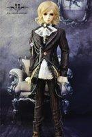 Wholesale Sd Bjd Doll Male - Wholesale-BJD SD doll male clothes suit - uncle 1 3 1 4