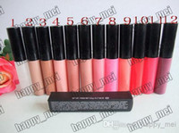 Wholesale Lipglass Gloss - Free Shipping ePacket!12 Pieces Lot New Makeup LIPGLASS BRILLANT Lip Gloss!4.8g