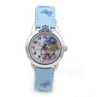 Wholesale Guanqin Watches - Diamond Imperial crown Children Kids Child Girls Analog Quartz Wrist Watch Hot Pink