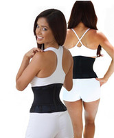 Wholesale Tummy Shapers For Women - 2016 Newest Miss Belt Slimming Shaper Sports Waist Tummy Girdle Waist Trainer Body Shaper Belt For An Hourglass Shapers Cinchers