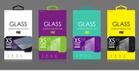 Wholesale 6 inch screen cell phones for sale - Group buy Premium Tempered Glass Screen Protector Retail Package Box Inner Liner for Cell Phone Accessories iPhone inch Samsung S5 DHL