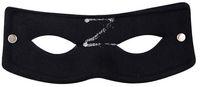 Wholesale Black Mask Zorro - Free shipping Halloween mask masquerade black cloth adult children of men Z goggles Half Face Mask of Zorro