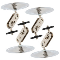 Wholesale Ip Camera Mounting Bracket - Adjustable 4pcs High Quality Metal Wall Ceiling Mount Stand Bracket for CCTV Security IP Camera