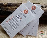papel de tipografía al por mayor-Tarjeta de papel debossed tarjeta de visita de papel de algodón de 600gsm