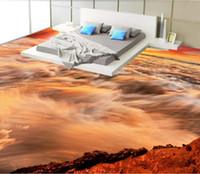 ingrosso paesaggio surf-3d murales carta da parati Seaside surf paesaggio personalizzato foto 3d wallpaper