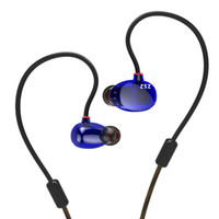 Wholesale Headphones Hd Blue - KZ ZS2 HIFI Headphones with Heavy Bass and Noise Isolating Sports Headsets High Sensitivity HD Earphones