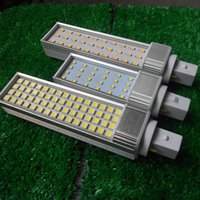 Wholesale G24 Downlight - 2 pins g24d-1 g24d-3 g24d-3 pl bulb Lamp 5W 7W 9W 10W 11W 12W 13W 14W SMD2835 5730 5050 led downlight light AC85-265V