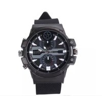 Wholesale hd spy watches - 16GB 32GB 2K Spy Watch Camera HD 1296P Waterproof Hidden Camera Motion Detection Security DVR Camcorder Video Recorder in Retail Box