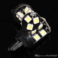 Wholesale High Lumen Smd Led - 1156 1157 T20 H4 H7 H11 9005 9006 3.8W 6500K 266-Lumen 19-5050 SMD LED White Light Car Lamps