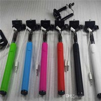 Wholesale Camera Prices China - Whloesale Selfie Stick Z07-5s Camera Tripod Mobile Extendable Monopod Pole selfie sticks Handle from china cheap price