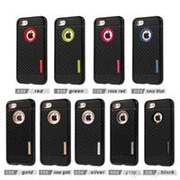 Wholesale Armor Galaxy Case - High Quality Motomo Carbon Fiber Soft Armor TPU Phone Case For galaxy J7 PRO galaxy J5 PRO J7 Prime J3 Prime Metropcs D