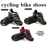 Wholesale Tiebao Cycling - Hot sale!TIEBAO Road Bike Shoes road bike shoes cycling shoes road shoes bike mtb Bicycle shoe 3 color for choose free shipping