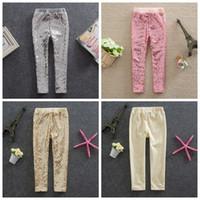 Wholesale Silver Leggings Child - girl leggings children pink silver gold sequin leggings kids leggings cotton sequin pants girls kids spring autumn free shipping in stock