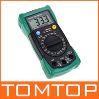 Wholesale Mastech Ms8233c - Digital Multimeter Detector Non-Contact Range MASTECH MS8233C, freeshipping, dropshipping order<$18no track