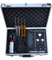 Wholesale Detector For Diamond - Hot selling 30M Long Range Professional Gold   Diamond   Metal Detector VR3000 Good Partner for Treasure Hunter