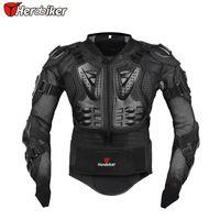 off road motocicleta armadura venda por atacado-Motocicleta body armor Motocross protective gear Proteção de ombro Off Road Racing protection jacket Moto roupas de proteção