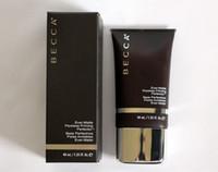 crème c m achat en gros de-Becca Ever-Matte Porpring Perfector apprêtant pour le maquillage pour le visage 1.35oz / 40ml Shades Shint Proof Makeup dropshipping Livraison gratuite
