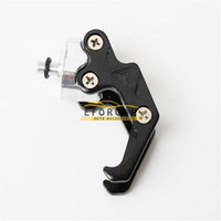 Wholesale eagles claw for sale - Group buy Motorcycle Accessories DIY Eagle Claw Style Luggage Helmet Hanger Electric Vehicle Hook Aluminum Hook With Strong Bearing Capacity