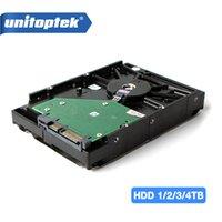 Wholesale 1tb Hard Disk - 1TB 2TB 3TB 4TB SATA Interface Professional Surveillance 3.5 Inch Hard Disk Drive For CCTV Security DVR NVR Kit Video Record