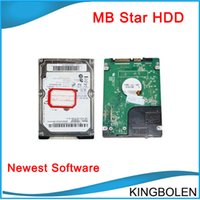 Wholesale Star Compact C3 - New Arrival 2014.07 Latest version for MB Star C3 MB Star C4 MB Star New Compact 4 with wifi Dell T30 External HDD can be choosen DHL Free