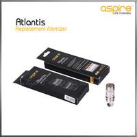 genuino aspire atomizador al por mayor-Atomizadores de reemplazo originales originales Aspire Atlantis de Aspire BVC Bobinas verticales inferiores Atlantis Sub ohmios Bobina 0.5 0.3 1.0 ohm disponible