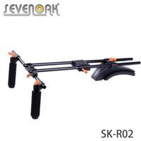 Wholesale 5d Mark Ii Rig - Sevenoak SK-R02 Shoulder Mount Rig,DSLR Rig for Canon EOS 5D Mark II III 6D 7D ...Cameras