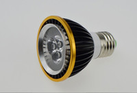 Wholesale Led Lamp E27 24v - PAR20 Lamp Dimmable E27 GU10 9W 12W 15W 110-240V Led spot bulb Spotlight PAR 20 downlight lighting