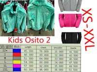 Wholesale Girl S Winter Jackets - 2017 Kids Boys and Girls Fashion outdoor Climbing hiking warmv Outwear Children's Zipper Fleece Osito Jacket