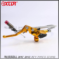 Wholesale Used Pit Bikes - Universal Hydraulic clutch lever master cylinder for 110cc - 250cc dirt Pit Bike ATV Quad Use