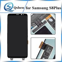 Qualità AAA Per Samsung Galaxy S8 Plus LCD Digitizer Display Sostituzione touch screen con Touch Assembly completo