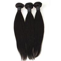 уток для наращивания волос цены оптовых-Дешевые цена наращивание волос шелковистые прямые волосы утки могут быть окрашены вьетнамский/китайский девственные человеческие волосы онлайн