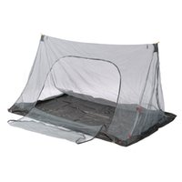 москитные сетки на открытом воздухе оптовых-Wholesale- Outdoor 2 Persons Anti-mosquito Tent Sunshade Camping Tents Picnic Sun Shelter Canopy sunshelter awning tent for camping Hiking