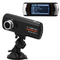 Wholesale dvr car recorder original resale online - Original LS650W Car DVR Video Recorder Full HD Camera Dash Cam Novatek Super Night Vision H Car cam