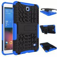 Wholesale Galaxy Lite - FOR Samsung Galaxy Tab 3 Lite T110 T230 T350 S2 T710 Tab A 2016 T280 Dazzle Hybrid KickStand Impact Rugged Heavy Duty TPU+PC Cover Case 1pc
