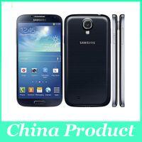 Wholesale 3g Wcdma Gsm - 100% Original 5.0'' Galaxy S4 I9500 13MP Camera 2GB+16GB Android 4.2 Quad Core Smartphone NFC 3G WCDMA & GSM refurbished 002864