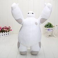 Wholesale Cheap Christmas Toys - 15inch 38cm Retail Big Hero 6 Baymax Robot Hands Moveable Stuffed Plush Animals Toys Christmas Gfit Cheap