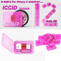 Wholesale T Mobile Sim Card Wholesale - TheNewest Unlock Sim Card for ios 11.1 for US T-mobile,Sprint, AT&T Canada Fido Bell and all iPhone carriers GPPLTE RSIM12