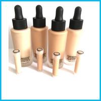 Wholesale High Pa - HOT NEW Makeup Face Studio Waterweight SPF 30 PA++ Foundation Fond de teint 30ML High Quality DHL 96pcs