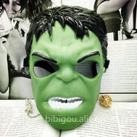 Wholesale Giant Candy - High Quality Party Game Masks Green Giant Mask The Avengers Alliance Cosplay Party Masks 1 PCS